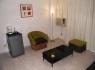 Sala de descanso suite ejecutiva doble