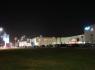 Plaza Forum de noche